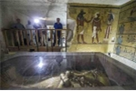 Căn phòng bí mật trong ngôi mộ cổ 3.000 năm của vua Tutankhamun