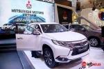 Fortuner 2017 vừa ra mắt, Mitsubishi Pajero Sport bất ngờ giảm giá