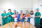 Bệnh viện đa khoa tỉnh Phú Thọ: Vá thành công thông liên nhĩ bằng nội soi