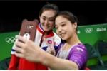 VĐV Hàn Quốc selfie cùng VĐV Triều Tiên vào top ảnh ấn tượng nhất năm 2016