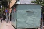 TP.HCM dẹp 'cướp' vỉa hè: Chốt dân phòng vẫn chình ình, thách thức