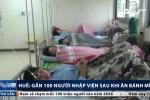 Gần 100 người nhập viện sau khi ăn bánh mỳ ở Huế