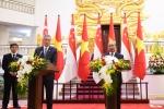 Thủ tướng Singapore Lý Hiển Long: 'Quyền tự do đi lại ở Biển Đông cần được đảm bảo'