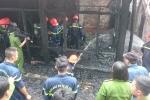 Cụ ông bị thiêu chết trong căn nhà bốc cháy ở Đà Lạt