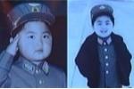 Triều Tiên lần đầu công bố ảnh hồi nhỏ của ông Kim Jong-un