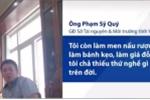 Điểm lại những phát ngôn sốc của Giám đốc Sở Tài nguyên Môi trường Yên Bái