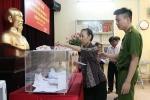 Danh sách chi tiết 496 người trúng cử đại biểu Quốc hội khóa XIV