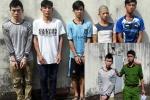 Bắt 5 kẻ hỗn chiến trước cửa nhà hàng ở Phú Quốc