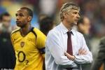 20 năm mối tình Wenger-Arsenal: Champions League hoa mộng vẫn chỉ là giấc mơ