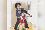 Cha mẹ nên làm gì khi trẻ bị bắt cóc?
