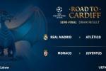 VTV Cab có bản quyền tường thuật trực tiếp bán kết cúp C1 châu Âu 2017