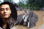 Ở nơi 'rốn lũ', Phan Anh lấy danh dự đảm bảo minh bạch tiền ủng hộ