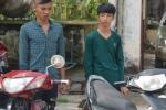 Trộm xe máy vì xe hết... xăng