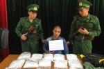 Bắt vụ vận chuyển ma túy đá 'khủng' từ Trung Quốc vào Việt Nam