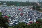 Cấm xe ngày chẵn lẻ: Các nước trên thế giới thực hiện thế nào?
