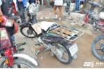 Nổ thùng hóa chất ở chợ Kim Biên, 5 người bị thương