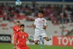 Tiền đạo U19 Việt Nam: Bóng đá Việt Nam không thể bị coi thường