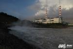Nước nóng như lò xông hơi của nhà máy nhiệt điện Quảng Ninh đang giết chết dòng sông