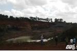 3 em nhỏ chết đuối tại mỏ khai thác đá