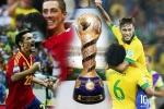 Chung kết Brazil-TBN: Rực lửa thế giới