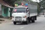 Clip: Rước dâu bằng xe tải ở Hà Giang