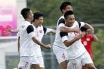 Clip bàn thắng: Tuấn Tài hoàn thành cú đúp trước U21 Singapore