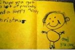 Những bức thư của trẻ khiến người lớn bật cười