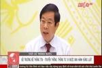 Video: Bộ trưởng Nguyễn Bắc Son chỉ rõ sai phạm của VTV