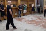 Võ sư Vịnh Xuân Flores hạ đo ván cao thủ karate Đoàn Bảo Châu