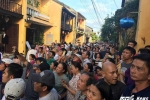 Cháy ở phố cổ Hội An, hàng trăm du khách hoảng loạn