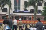 Khởi tố vụ án tụ tập gây rối, đánh công an ở Hà Tĩnh