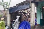 45 hộ dân ở Quảng Bình rơi vào cảnh 'màn trời chiếu đất' do lốc xoáy