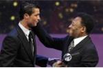 Pele: Ronaldo là số 1 thế giới hiện nay