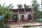 60 nhà dân bị tốc mái trong mưa lốc ở Lạng Sơn