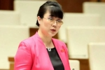 Không công nhận tư cách đại biểu Quốc hội của bà Nguyễn Thị Nguyệt Hường