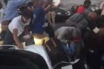 Chàng trai 21 tuổi vung 660 triệu đồng vào đám đông gây 'bão mạng'