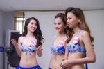 32 người đẹp Hoa hậu Việt Nam nóng bỏng với bikini