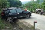 Trộm ô tô tiền tỷ rồi gây tai nạn trên đường tẩu thoát