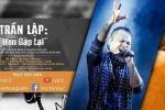 VTC truyền hình trực tiếp Rockshow 'Trần Lập - Hẹn gặp lại'