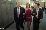 Donald Trump rối rít xin lỗi sau video bình luận thô tục về phụ nữ