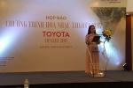 Lần thứ 20, Toyota đưa Chương trình Hòa nhạc Toyota 2017 đến với khán giả Việt Nam