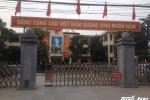 Hinh anh Ong Nguyen Duc Chung doi thoai voi nguoi dan Dong Tam