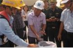 Tin mới nhất việc kiểm tra tàu chở 160 tấn bùn Formosa nhập từ Trung Quốc