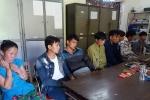 Trùm ma túy xuyên quốc gia bị bắt tại lán người tình