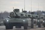 Màn phô diễn sức mạnh khủng khiếp của các khí tài quân sự Nga