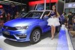 Hàng nhái Audi Q3 ra mắt 'hoành tráng' ở triển lãm ô tô Thành Đô