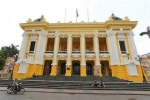 Tranh cãi về màu sơn Nhà hát Lớn: Bộ Văn hoá, Thể thao và Du lịch lên tiếng