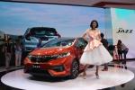 Cận cảnh mẫu ô tô giá rẻ Honda Jazz, giá bán 500 triệu đồng