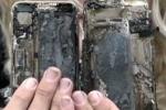 Đến lượt iPhone 7 phát nổ làm hỏng ô tô