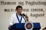 Tổng thống Philippine cảnh báo tội phạm ma túy sẽ phải đối mặt với 'nhà tù hoặc địa ngục'